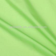 Venta caliente precio de fábrica 100% arruga de poliéster tafetán de tela textil