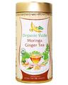 orgánica moringa té de jengibre