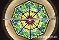 luruxy estilo tiffany cúpula de cristal
