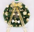 Guirnalda Exquisito Navidad con bowknot para la decoración de la puerta