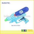 nuevo juguete pistola de agua/clara colorido de plástico barato pistola de agua