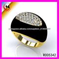 ANÉIS DE OURO POR ATACADO NOVO MODELO 2013, modelos mais recentes do ouro extravagante anel simples para os meninos
