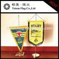 De alta calidad bandera de mesa/promocionales personalizados bandera de mesa