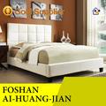 Tapizado de la cabecera de la cama, tapizados de cuero de la cama, cama tapizado