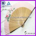 asia oriental de artesanía de bambú plegables ventilador