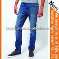 Nombre de marca de fabricante de jean para los hombres( hy5296)