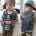 2014 loveslf nuevo estilo de ropa de niños/ropa de los niños/niños niñas/de moda