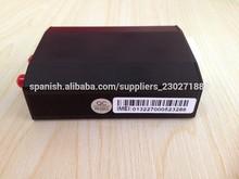 Sistema de seguimiento del coche de posicionamiento global dispositivo TK103-2