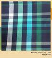 nuevo 2014 tela de algodón hilado teñido cuadros tinte índigo