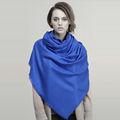 2014Nueva bufanda de lana pura Herringbone modelos neutral sww709