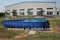 galvanoplastia frame de açoinoxidável piscina piscinas quadro