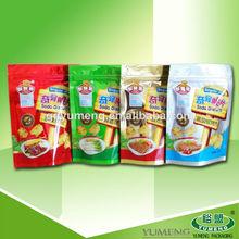 diferentes de alimentos bolsa de diseño de envases