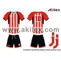 juego de fútbol / fútbol Jersey / nueva camisa de encargo del fútbol del estilo