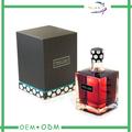 De lujo de papel caja del perfume, de regalo caja del perfume