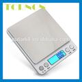 0.01g gramo digital de bolsillo escala de pesaje