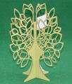 árbol de madera decorativa
