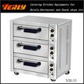 de alta calidad para hornear el pan de horno eléctrico
