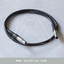 compatible lemo médicos compatible con el cable de montar