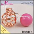 embarazo joyería mexicana bola para las mujeres embarazadas de ángel carillón de llamadas de bola para el bebé por nacer