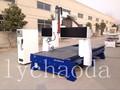 china caliente vender 4 eje de madera del cnc de la máquina
