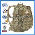 Antiderrapante, resistente à abrasão mochila militar