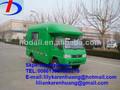 Ton 3 4*2 foton móvil de alimentos van fabricante de camiones directamente a la venta en china