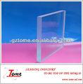 plaxiglass extruido hoja acylic