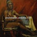 pintura de aceite mujeres desnudas