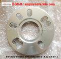 Ew-206 más alta calidad de separadores de rueda y adaptadores