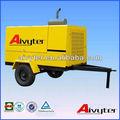 remolcable trailer diesel impulsado por aire del compresor para la venta