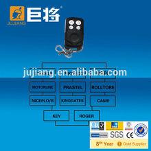 Compatible con agradable, bft, dea, faac etc. Las marcas 11 mando a distancia para puertas de garaje jj-rc-sm01a