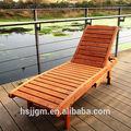 madera silla de playa silla de cubierta