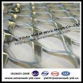 de aluminio expandido de malla de metal para la decoración