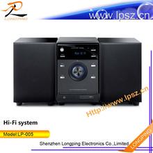 Baratos de alta fidelidad de audio con sistema bluetooth, aux, usb y reproductor de dvd