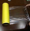 papel film pvc transparente