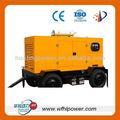 20-1000kw silencioso Cummins generador portátil diesel