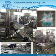 de alto rendimiento 5 litro de pet botella de agua potable de proceso