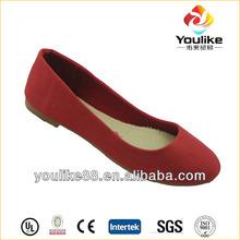 china yl7536 señoras nuevo estilo de los zapatos al por mayor