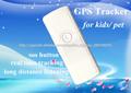más pequeña mini perseguidor de los gps para los niños con software de seguimiento en línea y APP TL007