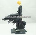 (moq $ 300) 20cm Kurosaki Ichigo blanqueador figuras de anime para adultos japoneses