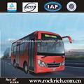 7.3meters Dongfeng 23 asientos de autobuses urbanos de pasajeros, YC Engine