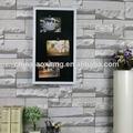 pinturas de mujeres hermosas ventanas de triple baratos marco de fotos en la pared con múltiples imágenes