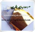 Gsm 50 tabaco folha de ouro papel/ouro folha de papel para embalagem de tabaco