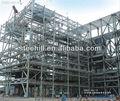 Estructura fabricado de acero