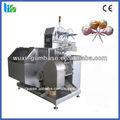 Alta- velocidade de máquina de embalagem para doces pirulito pirulito doce envoltório máquina