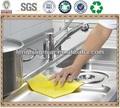 Astm super absorbente no tejida tela viscosa/poyester tela de limpieza para el piso