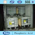 De grado industrial de ácido fosfórico h3po3 85%