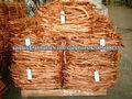 precio de la chatarra de cobre de fábrica