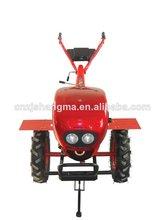 main rotary mini jardin avec deux roues tracteur diesel cultivateur charue houe rotative