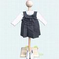 vestido de la manera arriba usa ropa de muñecas American Girl